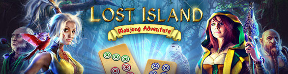 Game Lost Island Mahjong Adventure