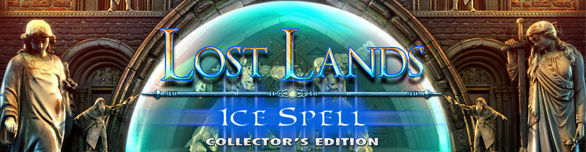 Game Lost Lands Ice Spell Collector s Edition