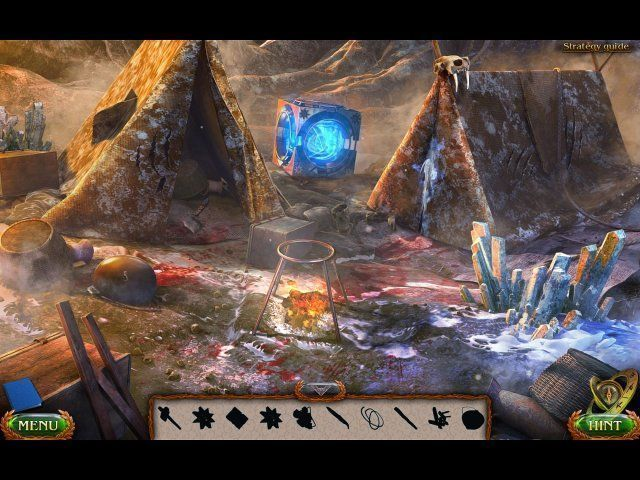 Game screenshot  «Lost Lands: Ice Spell. Collector's Edition» № 1
