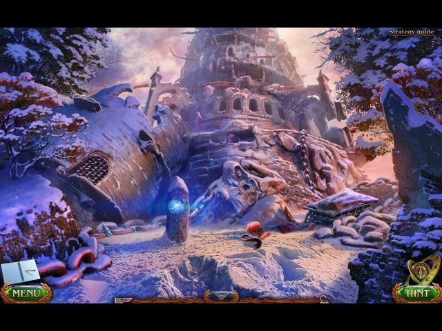 Game screenshot  «Lost Lands: Ice Spell. Collector's Edition» № 3
