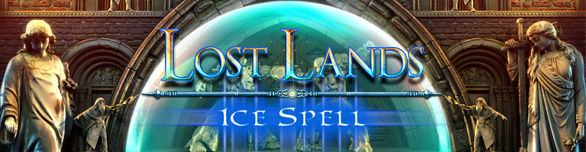 Game Lost Lands Ice Spell