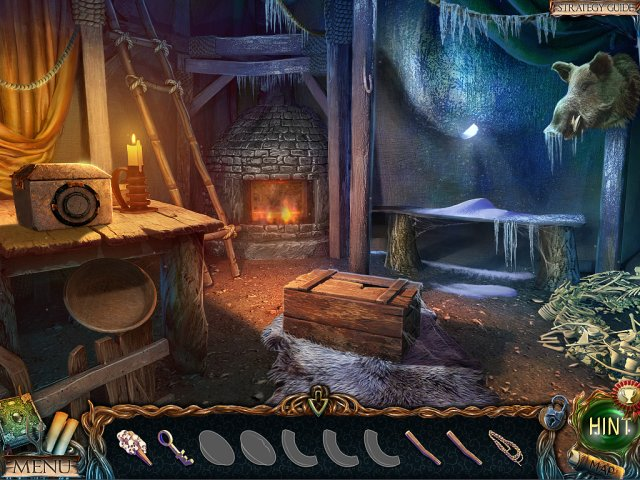 Game screenshot  «Lost Lands: The Four Horsemen. Collector's Edition» № 4