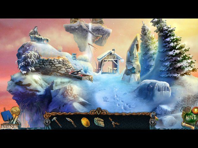 Game screenshot  «Lost Lands: The Golden Curse. Collector's Edition» № 4