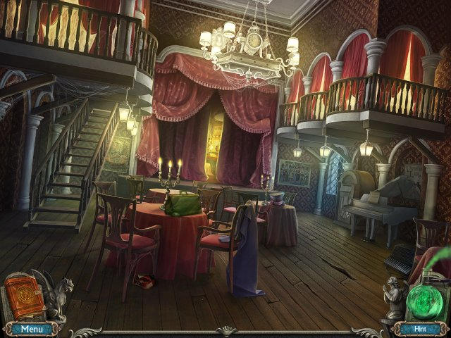 Game screenshot  «Love Alchemy: A Heart In Winter» № 6