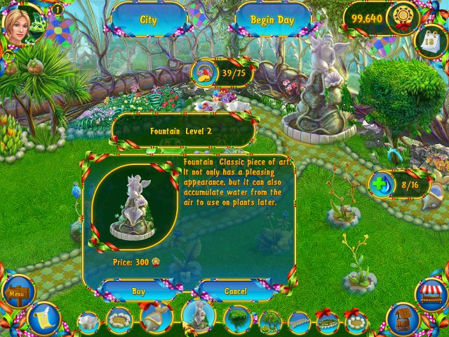 Game screenshot  «Magic Farm 2: Fairy Lands» № 2