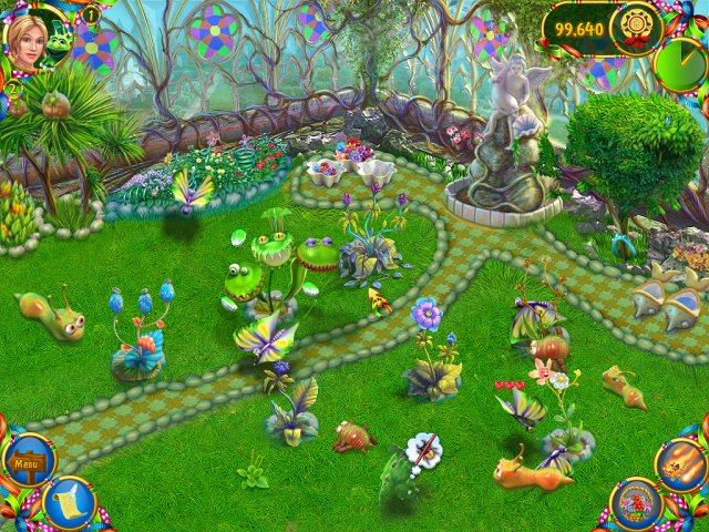 Game screenshot  «Magic Farm 2: Fairy Lands» № 3