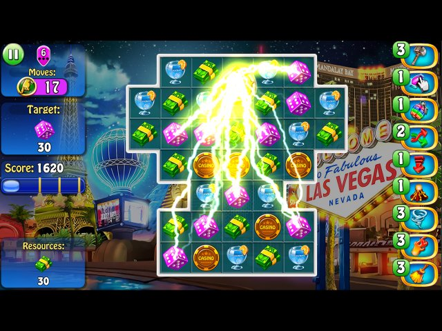 Game screenshot  «Magica Travel Agency: Las Vegas» № 3