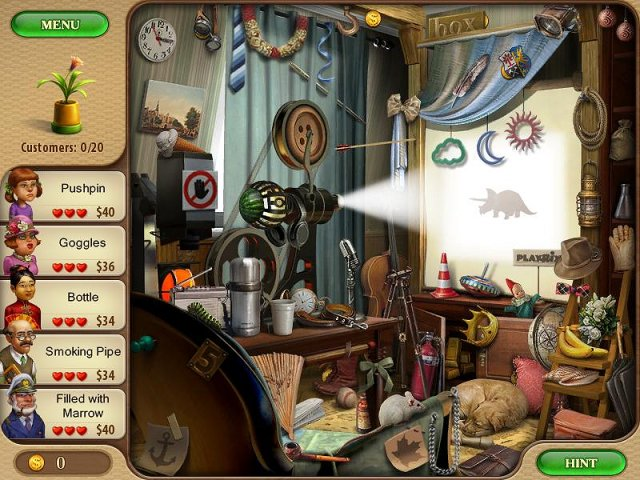 Game screenshot  «Manor Memoirs. Collector's Edition» № 6