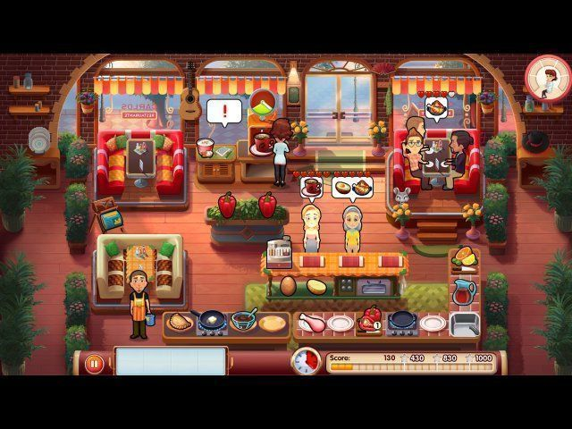 Game screenshot  «Mary le Chef: Cooking Passion. Platinum Edition» № 2