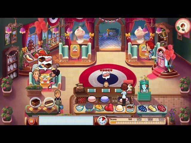 Game screenshot  «Mary le Chef: Cooking Passion. Platinum Edition» № 4