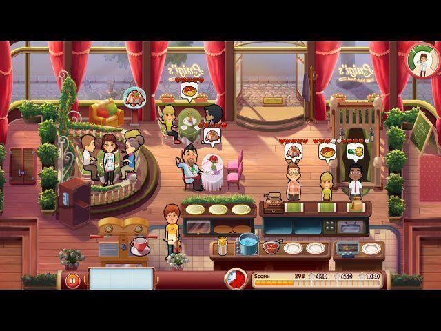 Game screenshot  «Mary le Chef: Cooking Passion. Platinum Edition» № 5