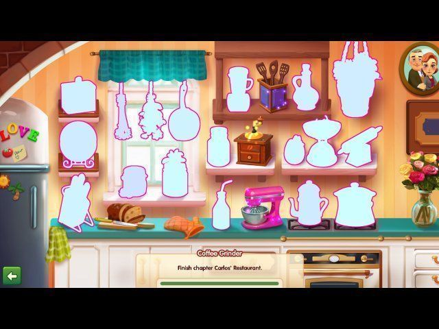 Game screenshot  «Mary le Chef: Cooking Passion. Platinum Edition» № 6