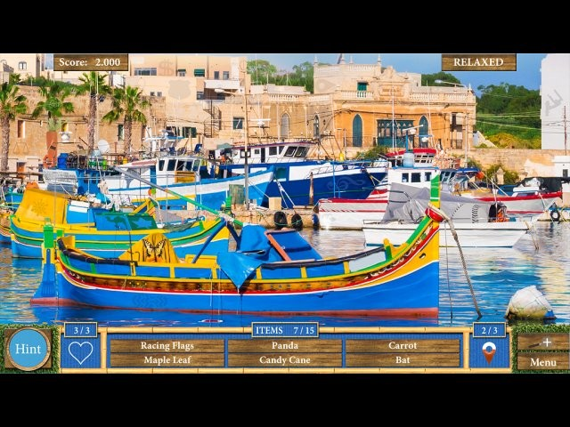 Game screenshot  «Mediterranean Journey» № 7