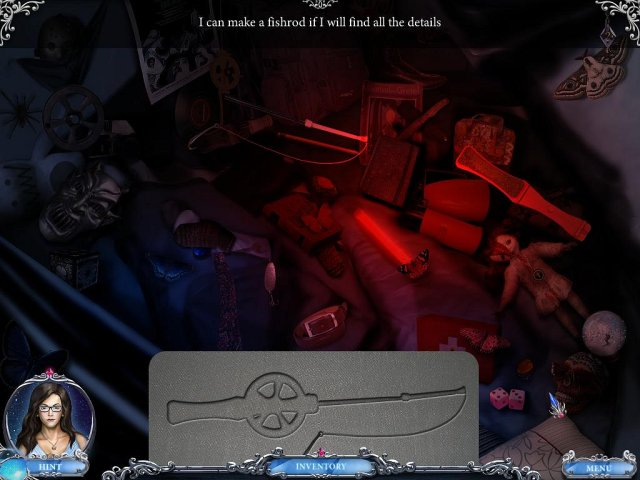 Game screenshot  «Midnight Macabre: Mystery of the Elephant» № 3