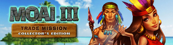 Game Moai 3 Trade Mission Collector s Edition