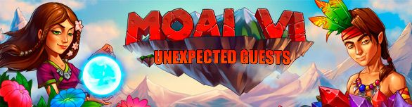 Moai 6: Unexpected Guests