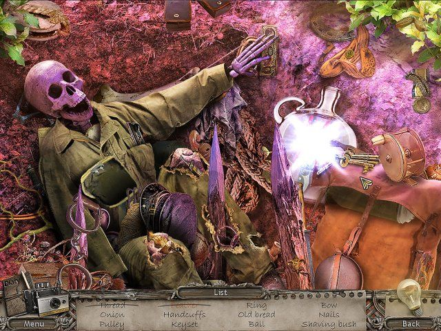 Game screenshot  «Mysteries of the Past: Shadow of the Daemon. Collector's Edition» № 2