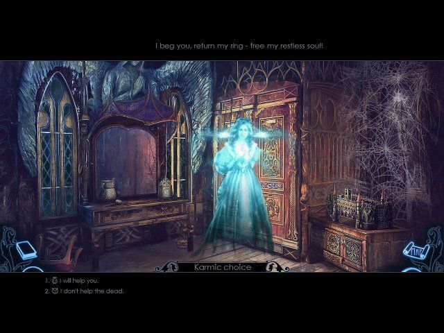 Game screenshot  «Mystery of Unicorn Castle: Beastmaster» № 1