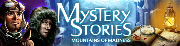 Mystery Stories - Mountains of Madness