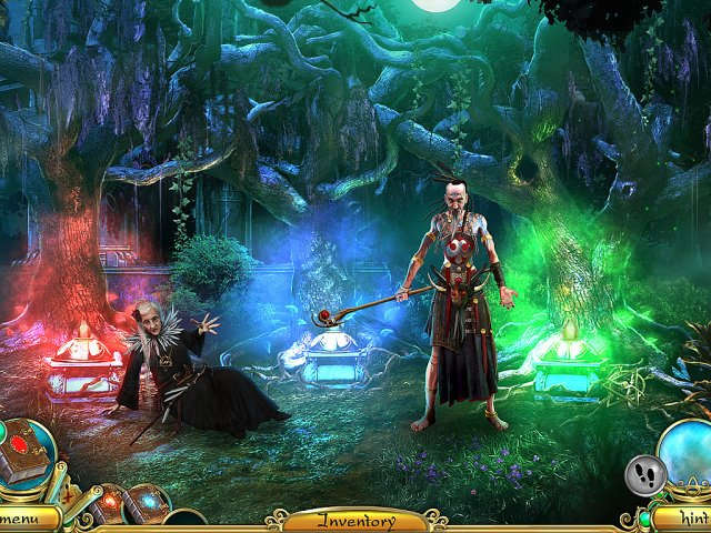 Game screenshot  «Myths Of Orion: Light from the North. Deluxe Edition» № 4