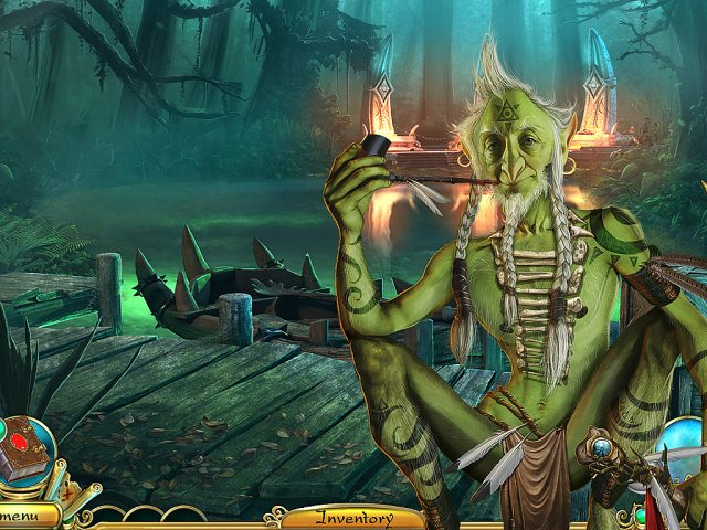 Game screenshot  «Myths Of Orion: Light from the North. Deluxe Edition» № 6