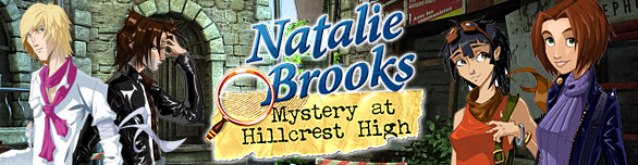 Game Natalie Brooks Mystery at Hillcrest High