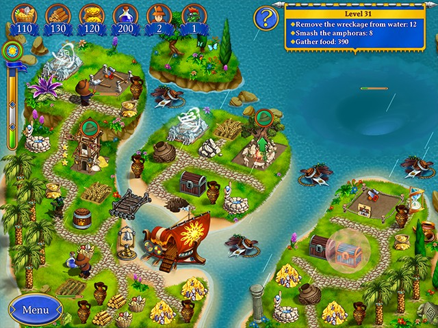 Game screenshot  «New Yankee 8: Journey of Odysseus. Collector's Edition» № 4
