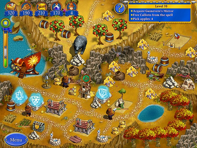 Game screenshot  «New Yankee 8: Journey of Odysseus. Collector's Edition» № 6