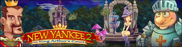 Game New Yankee in King Arthur s Court 2