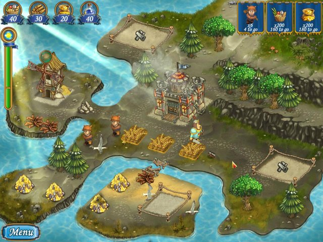 Game screenshot  «New Yankee in King Arthur's Court 2» № 2
