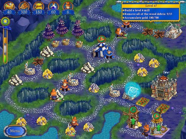 Game screenshot  «New Yankee in King Arthur's Court 4. Collector's Edition» № 2