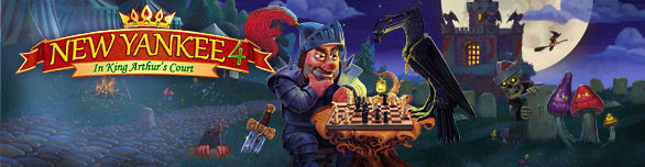 Game New Yankee in King Arthur s Court 4