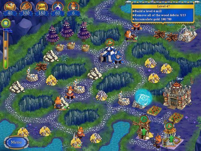 Game screenshot  «New Yankee in King Arthur's Court 4» № 2