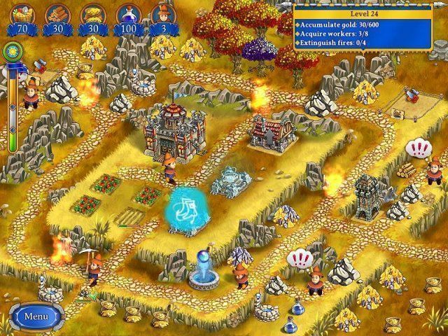 Game screenshot  «New Yankee in King Arthur's Court 4» № 3