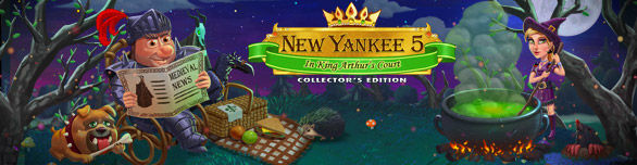 Game New Yankee in King Arthur s Court 5 Collector s Edition