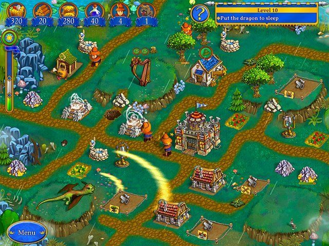 Game screenshot  «New Yankee in King Arthur's Court 5. Collector's Edition» № 2