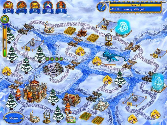 Game screenshot  «New Yankee in King Arthur's Court 5. Collector's Edition» № 3