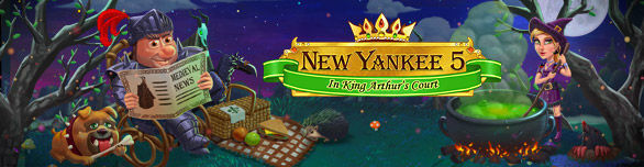 Game New Yankee in King Arthur s Court 5