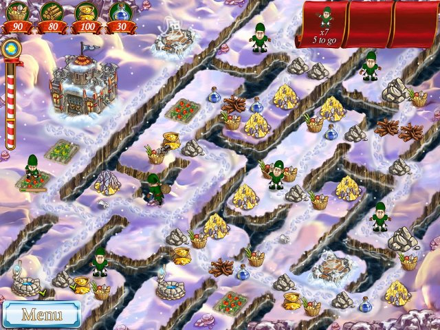 Game screenshot  «New Yankee in Santa's Service» № 4