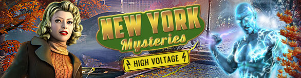 Game New York Mysteries High Voltage