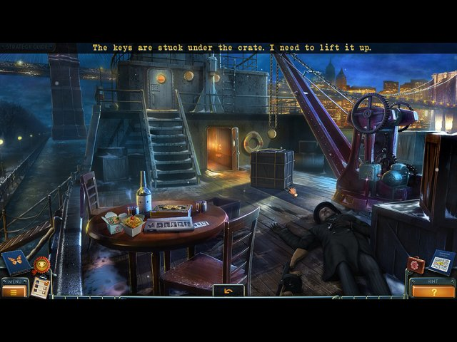 Game screenshot  «New York Mysteries: Secrets of the Mafia. Collector's Edition» № 3