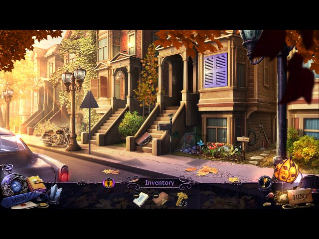 Game screenshot  «Noir Chronicles. City of Crime. Collector's Edition» № 4