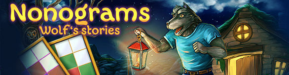 Game Nonograms Wolf s Stories