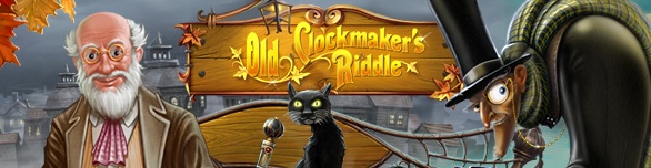 Game Old Clockmaker s Riddle