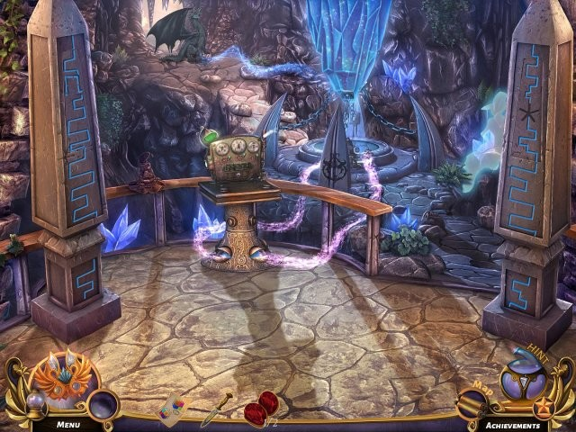 Game screenshot  «Queen's Quest 3: The End of Dawn. Collector's Edition» № 7
