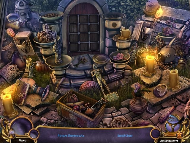 Game screenshot  «Queen's Quest 3: The End of Dawn» № 5