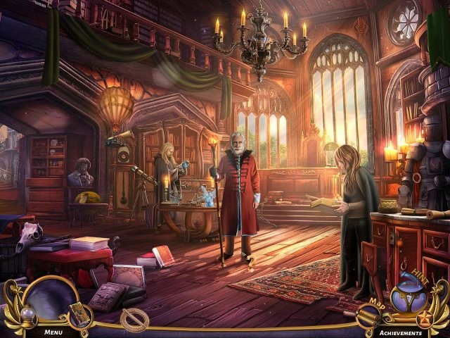 Game screenshot  «Queen's Quest 3: The End of Dawn» № 6