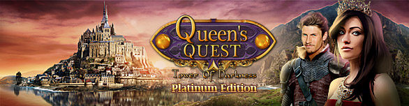 Game Queen s Quest Tower of Darkness Platinum Edition