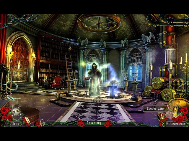 Game screenshot  «Queen's Quest: Tower of Darkness. Platinum Edition» № 1