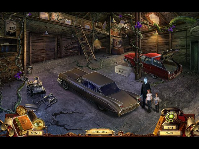 Game screenshot  «Questerium: Sinister Trinity. Collector's Edition» № 4